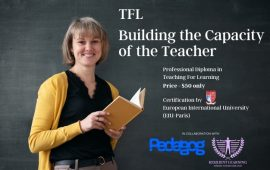 Professional Diploma in Teaching For Learning