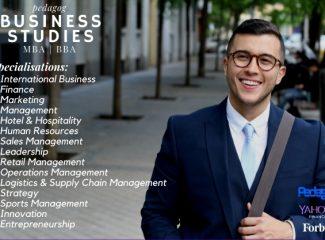 Pedagog Business Studies