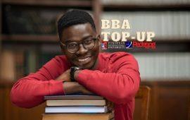 BBA-TOPUP from European International University-Paris
